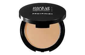 makeup forever pro finish powder foundation for oily skin review