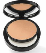 mark powder buff foundation for oily skin