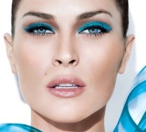 teal green eye makeup teal blue maybelline color tatoo 24 hour long lasting waterproof eye makeup