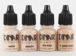 dinair airbrush makeup, makeup for oily skin, how to apply airbrush makeup, best airbrush makeup, apply airbrush makeup without spray gun using fingers